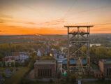 Zeche in Dortmund Ruhrgebiet